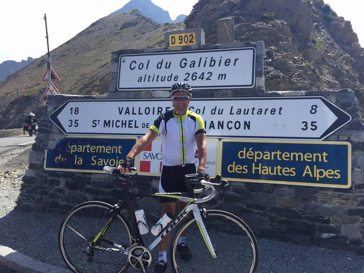 127691bc8 Col du Galibier from Col du Lautaret   2642m