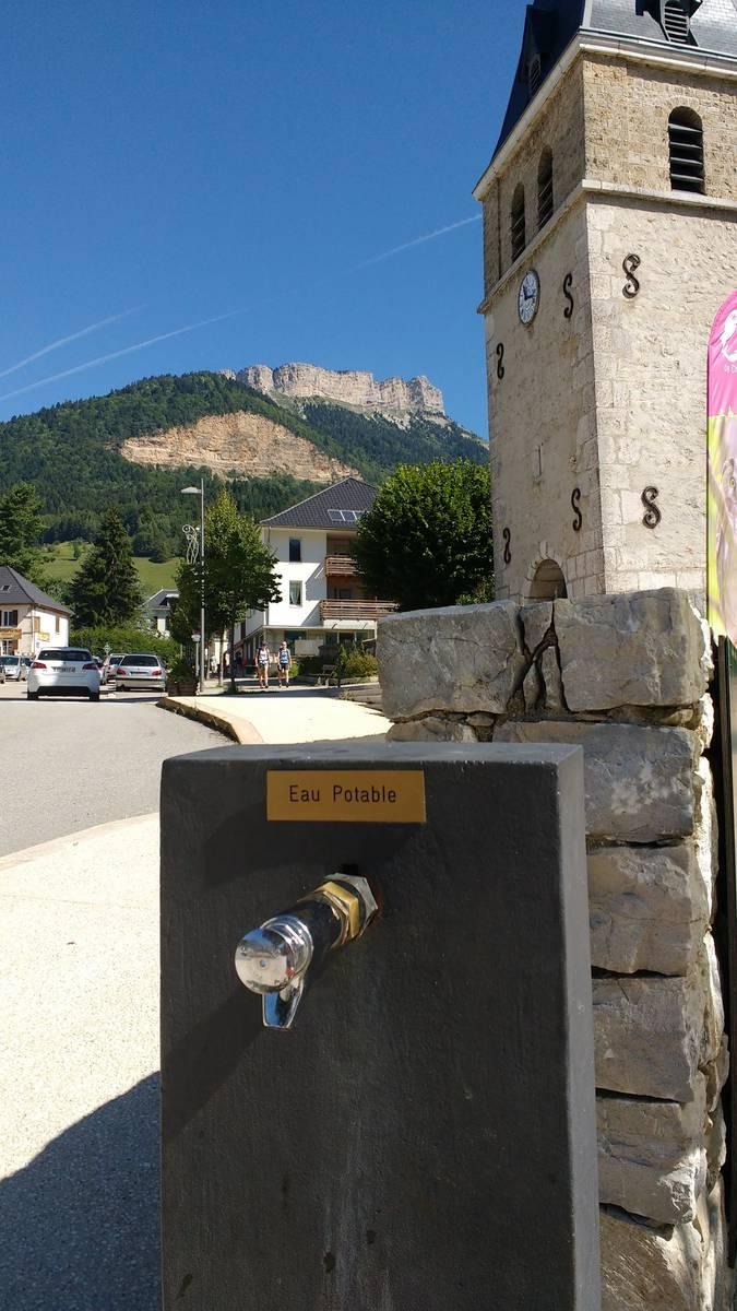 Col De Porte From Grenoble 1326m