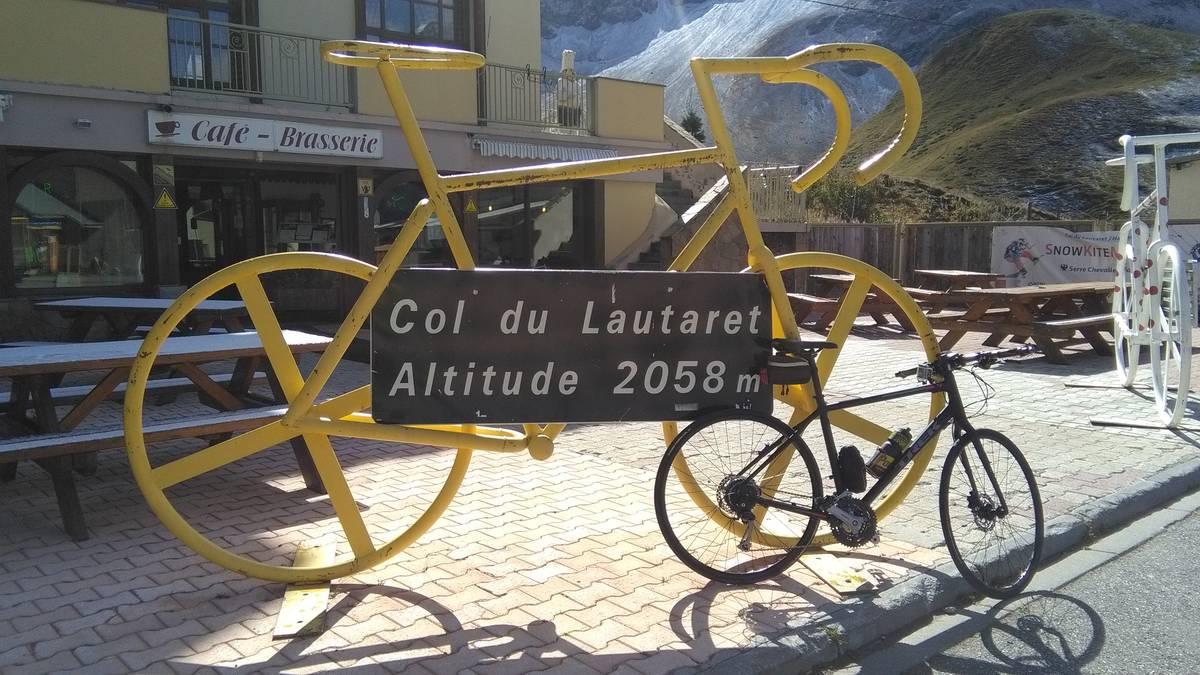 Col du Lautaret depuis Le Clapier : 2057m