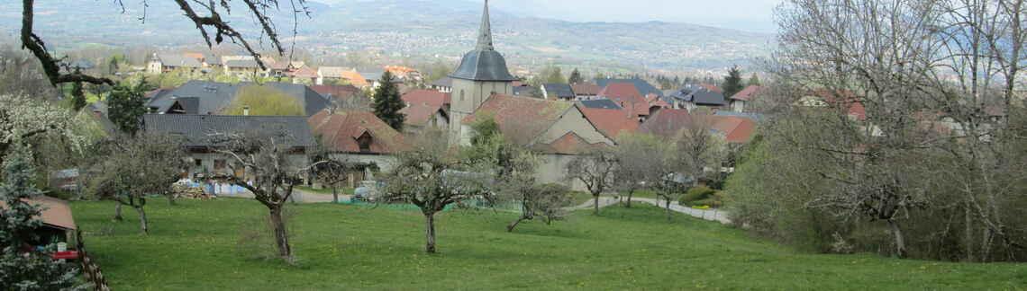 Crêt de Châtillon / Mont Semnoz