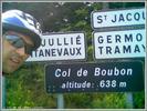 Montée : Col de Boubon depuis Le Fief, Commentaire : Comme on le voit, le nom exact est Boubon.