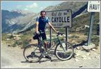 Auteur : Gilles V, Reactie : Sommet du col de la Cayolle, ce jour-la , j'ai fait la montee en VTT ( velo de location ). Pas vraiment l'ideal pour faire de la route mais je suis quand meme arrive au sommet et ce depuis Valberg! Par contre, la descente sur 32 kilometres fut tres difficile avec un tel velo.
