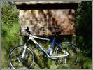 Montée : Pic de Saint-Victor depuis Ripaud, Commentaire : Panneau situé à mi-parcours de la montée.