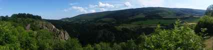 Montée : Col du Goulet depuis L'Estampe, Commentaire : Secteur chasseradès