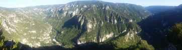 Montée : La Maxane depuis Les Vignes, Commentaire : Faites le crochet jusqu'au point sublime, une fois là-haut!