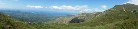 Montée : Bocca di Battaglia depuis Regino