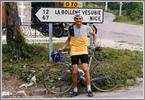 Montée : Col de Turini depuis D 2565, Commentaire : sommet du col de Turini