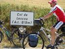 Montée : Col Lescou depuis Crupies