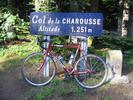 Montée : Col de la Charousse depuis Vanosc