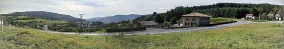 Author : François B, Comment : Col de Crie, jolie panorama vers le sud, les Ardillats