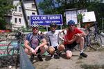 Montée : Col de Turini depuis Sospel, Commentaire : Le 14 Juillet 2011 avec Frédo et Éric le Belge ! une sortie internationale !
