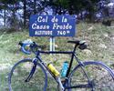 Montée : Col de la Casse Froide depuis Beaujeu