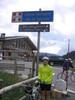 Montée : Col des Aravis depuis Flumet