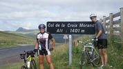 Montée : Col de la Croix Morand depuis D983