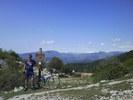 Montée : Col de la Madone de Gorbio depuis Menton