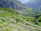 Montée : Port de Boucharo depuis Luz Saint Sauveur, Commentaire : 24 juin 2012 : beaux lacets !