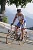 Montée : Station de l'Alpe d'Huez depuis Bourg d'Oisans, Commentaire : Durant la Marmotte 2010.