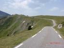 Montée : Port de Pailhères depuis Usson Les Bains, Commentaire : Traversée des Pyrénées été 2012