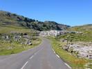 Montée : Col de la Pierre Saint Martin depuis Arette, Commentaire : Traversée des Pyrénées été 2012