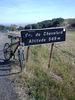 Montée : Col du Chevalard depuis Clermont Ferrand, Commentaire : j'ai mal aux cuisses !un phénomène ce 'petit' col !faites le au départ de la rue du Cheval, vous comprendrez !