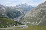Auteur : Loic L, Commentaire : Val d'Isère en bas