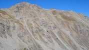 Auteur : Loic L, Commentaire : Derniers hectomètres de la piste vers le fort de Janus