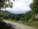 Auteur : Benoît G, Commentaire : Paysage de moyenne montagne au sommet du Col des Ares