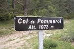 Montée : Col de la Fromagère / Pommerol depuis Rosans