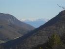 Auteur : Gil V, Commentaire : Une vue magnifique sur les Alpes enneigées