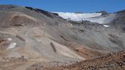 Auteur : Loic L, Commentaire : Derniers hectomètres de cette ascension du Glacier du Mont de Lans ( une des plus dures d'Europe).