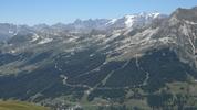 Auteur : Loic L, Commentaire : l'immense domaine skiable des stations Arcs.