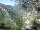 Montée : Col de la Porte depuis Lantosque