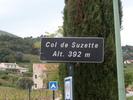 Montée : Col de Suzette depuis Beaumes de Venise