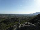 Auteur : Vincent B, Commentaire : Col de la Brousse - Joli panorama qui nous permet de voir au loin la côte méditerranéenne