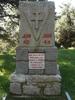 Montée : Pic de Fontfrède depuis Céret, Commentaire : Stèle des Evadés (1004m)