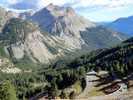 Auteur : Loic L, Commentaire : MA-GNI-FIQUE !!!  ( j'ai laissé le vélo dans un bosquet près du sommet, pour prendre de l'altitude... à pied)