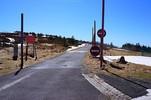 Montée : Pierre sur Haute depuis Col du Béal, Commentaire : route Militaire du col du Béal à Pierre sur haute