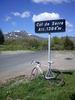 Montée : Col de Serre depuis Cheylade