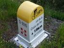 Montée : Col de la Croix de Fer depuis Saint Jean de Maurienne, Commentaire : Ca met un coup au moral...