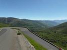 Montée : Col de Peyresourde depuis Bagneres de Luchon, Commentaire : Col de Peyresourde depuis Bagnères de Luchon