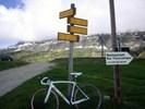 Montée : Col de Poutran depuis Bourg d'Oisans