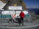 Montée : Col du Galibier depuis Col du Lautaret