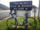 Montée : Col de la Croix de Bauzon depuis La Souche