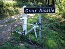 Montée : Col de la Croix Nicelle depuis Ranchal