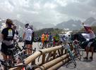 Montée : Col du Galibier depuis Saint Michel de Maurienne, Commentaire : Col du Galibier, ambiance !