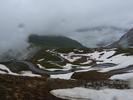 Montée : Col du Galibier depuis Saint Michel de Maurienne, Commentaire : Les lacets au niveau de l'entrée du tunnel