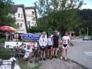 Montée : Col de Turini depuis D 2565, Commentaire : Samedi 20 Juillet 2013 à 12h il fait encore frisquet au sommet du col ! ! !