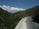 Montée : Col de Creu depuis Olette, Commentaire : Vue après 12 km de montée.