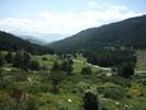 Montée : Col de Creu depuis Olette, Commentaire : Une partie des deux derniers km assez pentue (vue plongeante)
