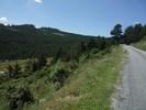 Montée : Col de Creu depuis Olette, Commentaire : Les 500 derniers derniers mètres vers le col de Creu.